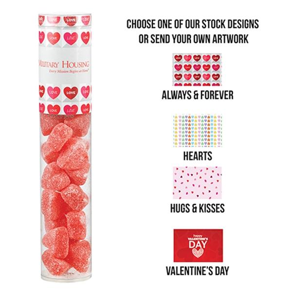 True Love Tubes - Sugar Hearts