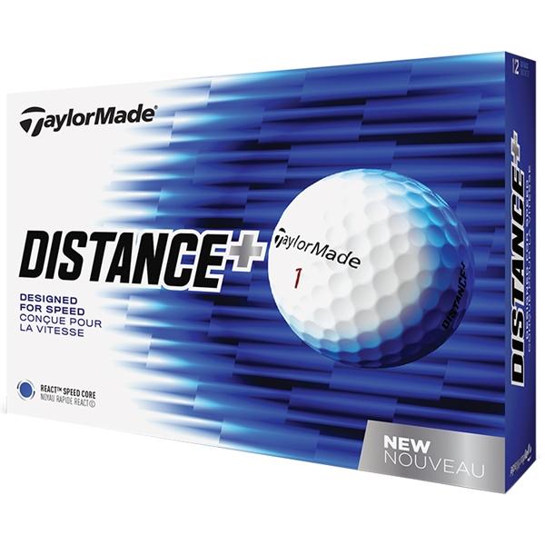 TaylorMade® Distance + Golf Balls (Factory Direct)