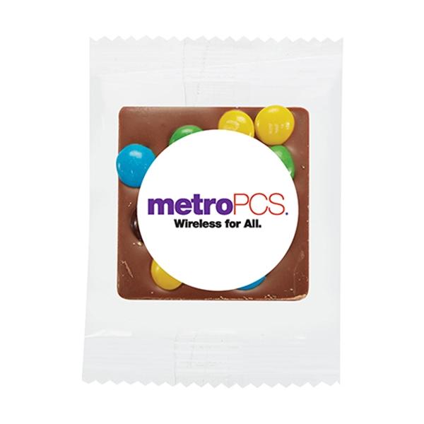 Bite Size Belgian Chocolate Squares - Mini M&M's®