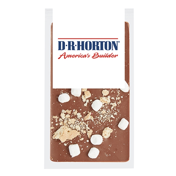 Belgian Chocolate Bars - S'mores - 1 oz