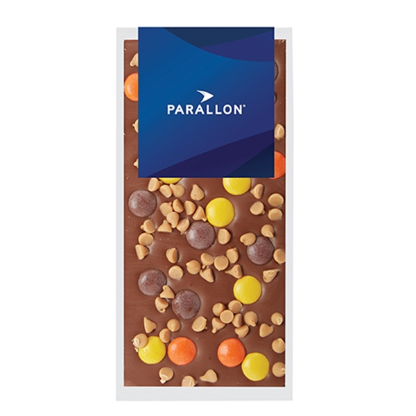 Belgian Chocolate Bars - Reese's® Pieces - 3.5 oz