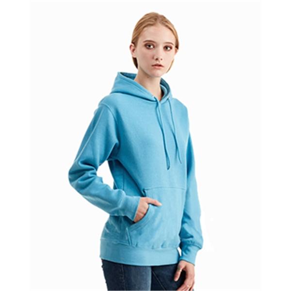 Lane Seven 3 end Fleece Premium Pullover Hoodie