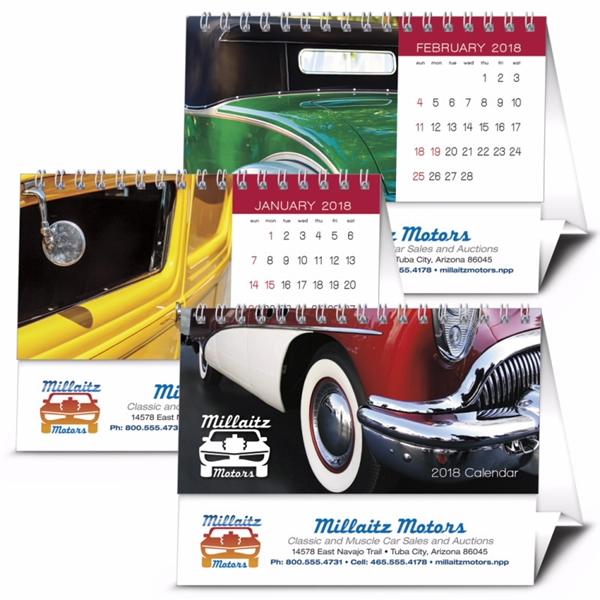 6-Sheet 2020 Desk Tent Calendar