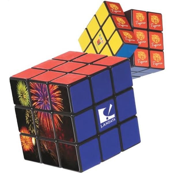 Rubik's® 9-Panel Full Stock Cube