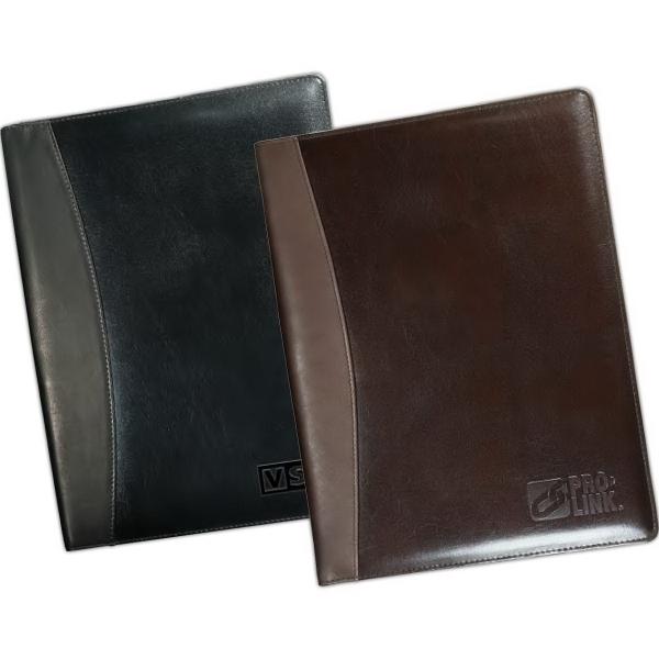 Soho™ Leather Business Portfolio