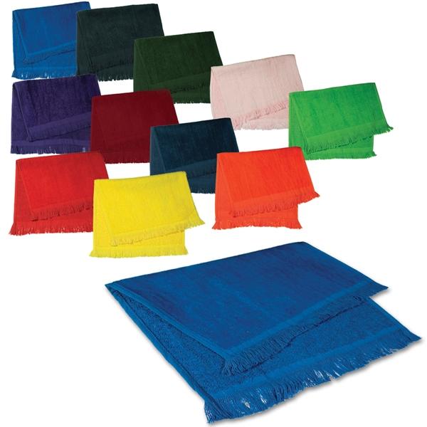 LogoTec Velour Sport Towel - Dark Colors