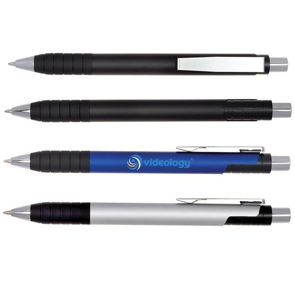 Tower Retractable Aluminum Pen