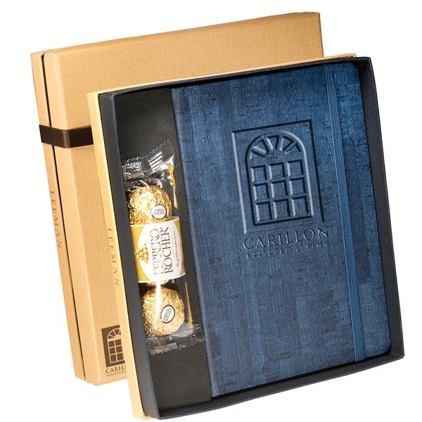 Casablanca™ Journal & Ferrero Rocher®Choc. Gift Set