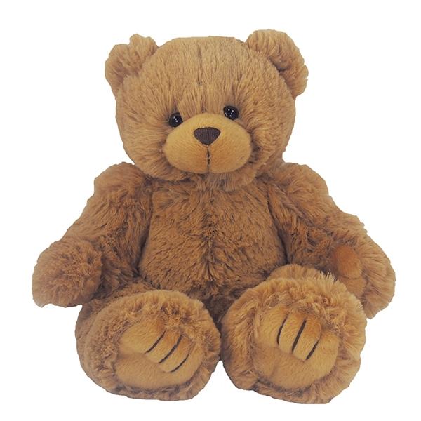 """9"""" Tan Peter Bear"""