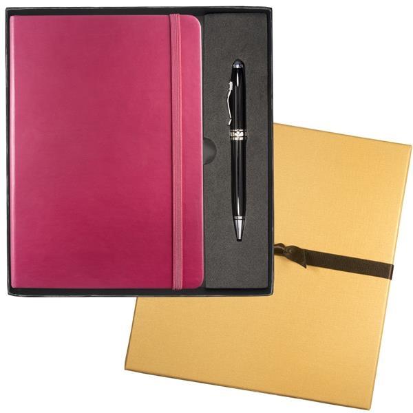 Tuscany™ Journal & Executive Stylus Pen Set