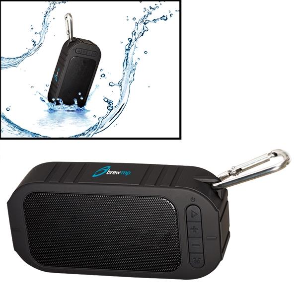 Pool-Side Bluetooth® Water-Resistant Speaker