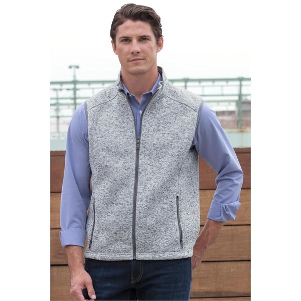 Summit Sweater-Fleece Vest