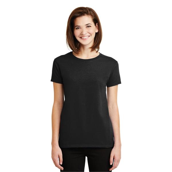 Gildan - Ladies Ultra Cotton 100% Cotton T-Shirt.