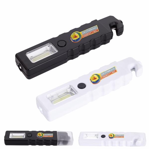 3-in-1 COB Emergency Tool