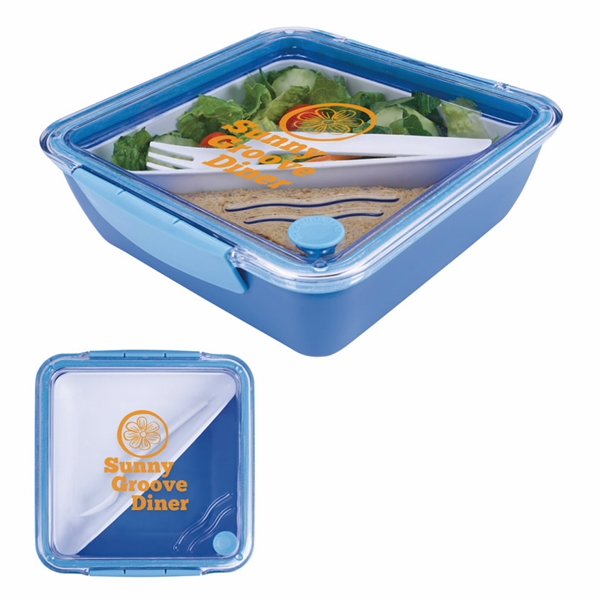 Koozie® Square Food Container