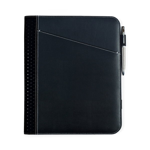 Cedar Leather Writing Pad
