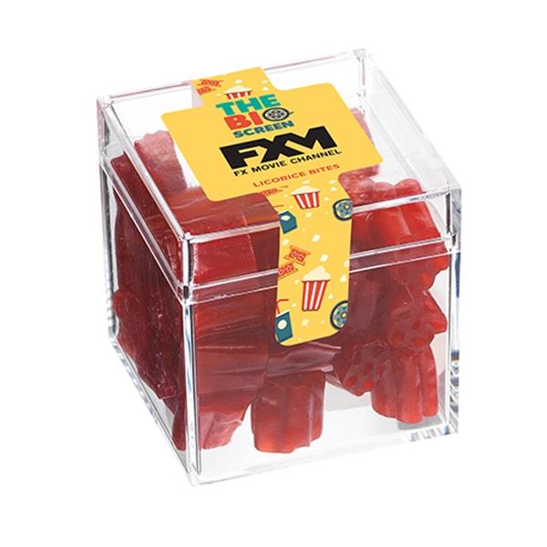 The Big Screen Cube - Licorice Bites