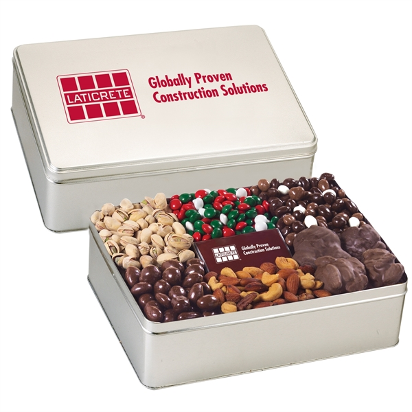 Gourmet Treat Selection Tin