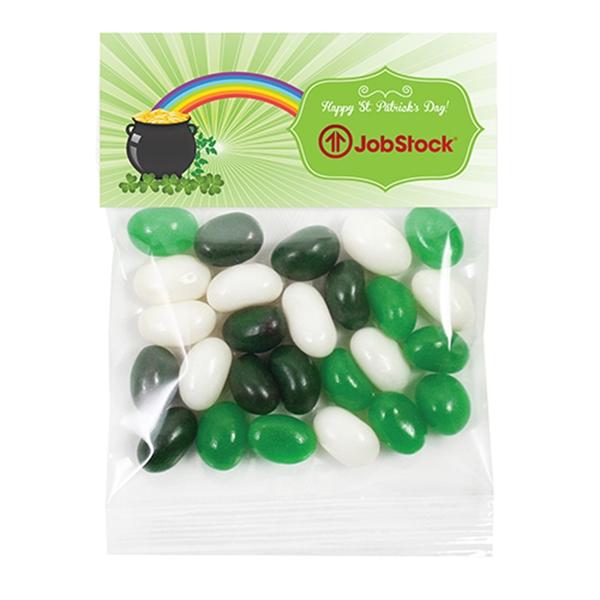 Lucky Header Bag - Gourmet Jelly Beans