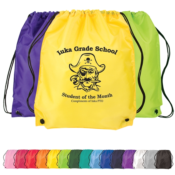 Cinch-Up Backpack