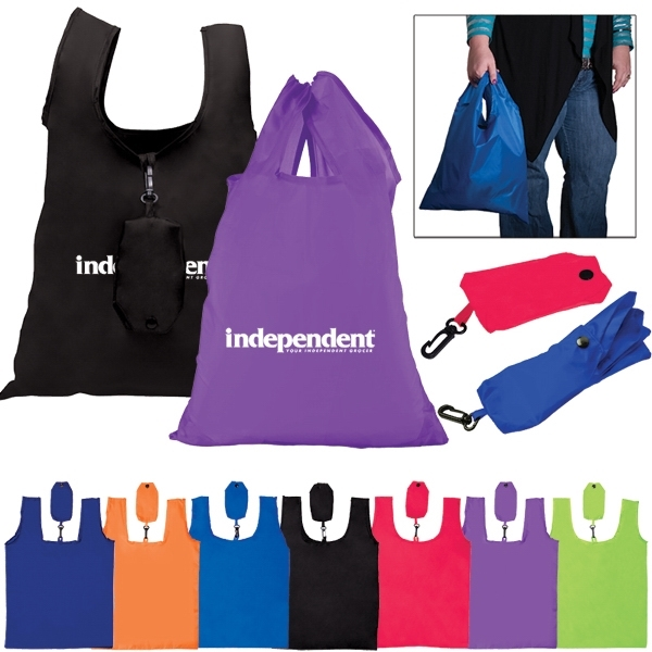 Folding Grocery Tote
