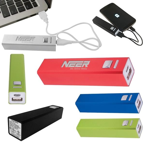Portable Metal Power Bank Charger - UL C