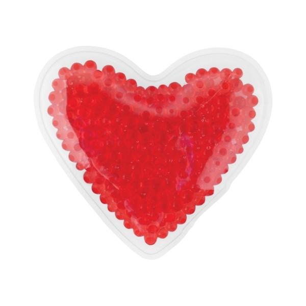 Hot/Cold Gel Pack - Heart Shape
