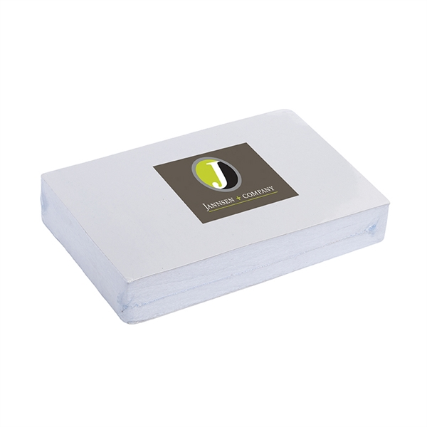 11 x 18 Compressed Towel - Rectangle Sha