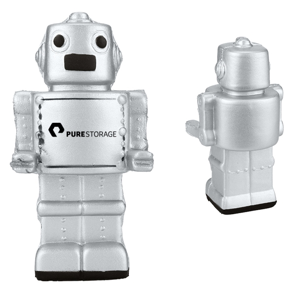 Robot Stress Reliever