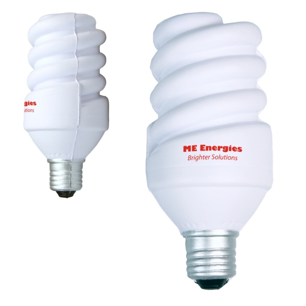 Eco Light Bulb Stress Reliever