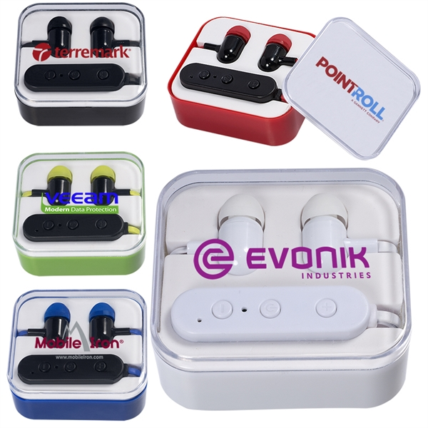 Wireless Wireless Earbuds in Case