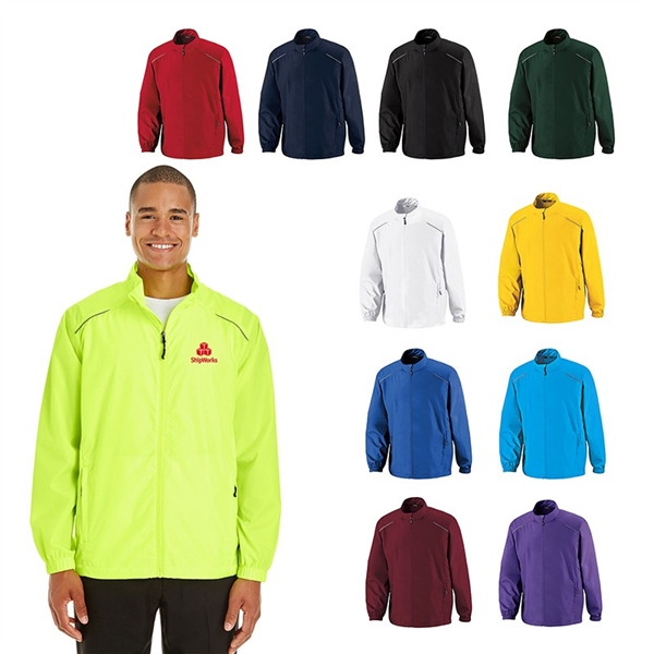 Core365® Men's Motivate Unlined Lightweight Jacket