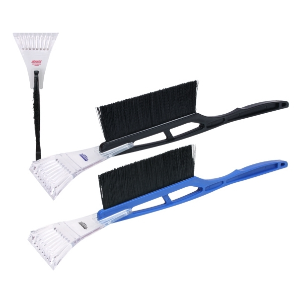 Long Handle Ice Scraper Snow Brush
