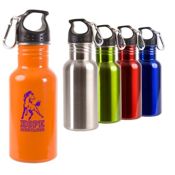 17 oz. Stainless Steel Adventure Bottle