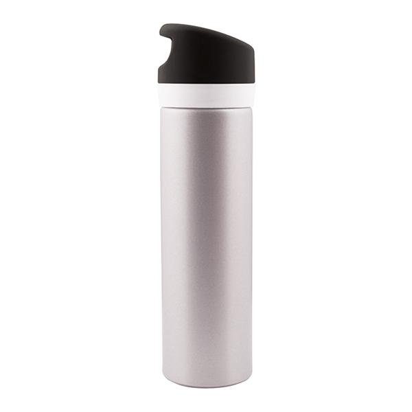 20 oz. Aluminum Duo Lid Bottle