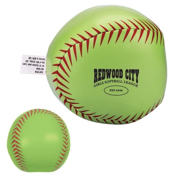 Softball Pillow Ball