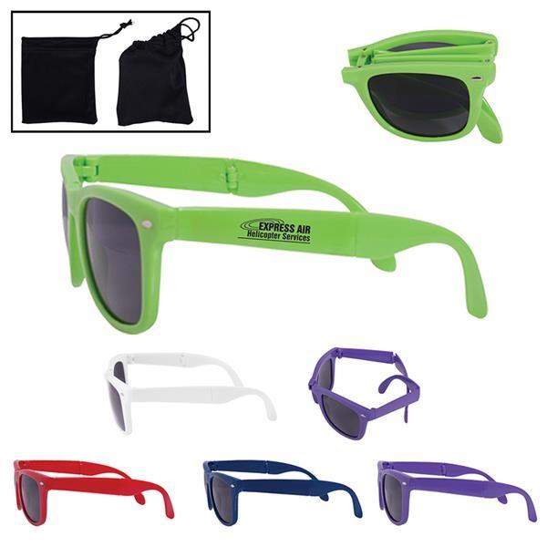 Folding Adult Sunglasses