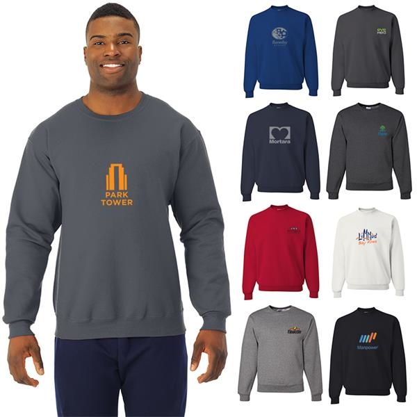 Jerzees®NuBlend®Crewneck Sweatshirt - Colors