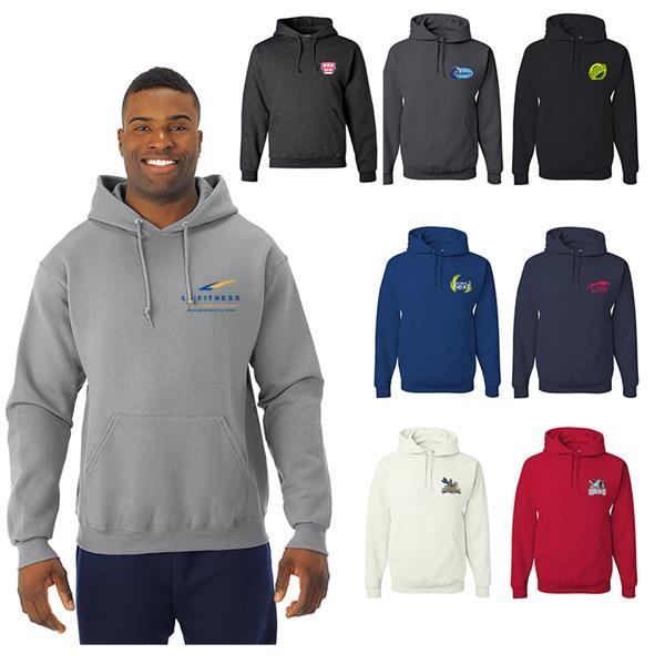 Jerzees®NuBlend®Hooded Sweatshirt - Colors