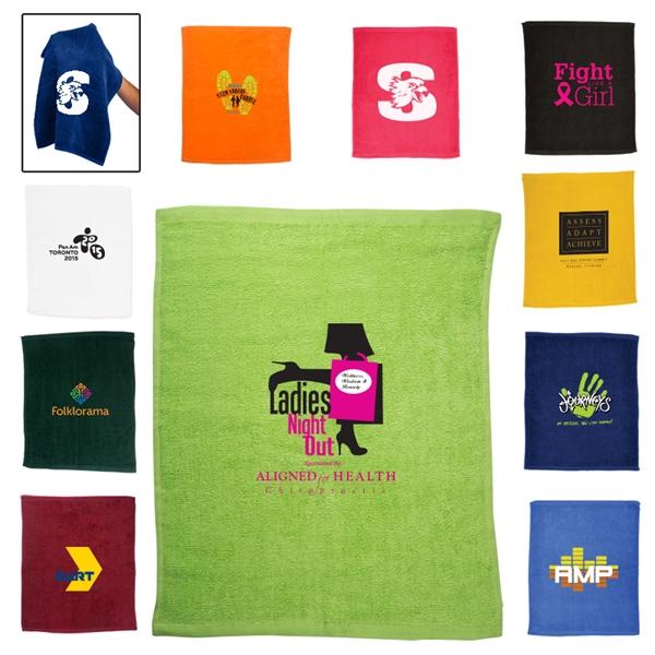 15 x 18 Hemmed Cotton Rally Towel