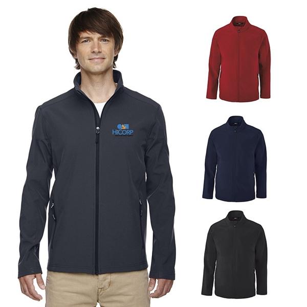 Core 365™ Men's Cruise Two-Layer Fleece Jacket