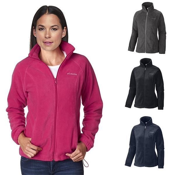Columbia® Ladies' Benton Springs™ Full-Zip Fleece