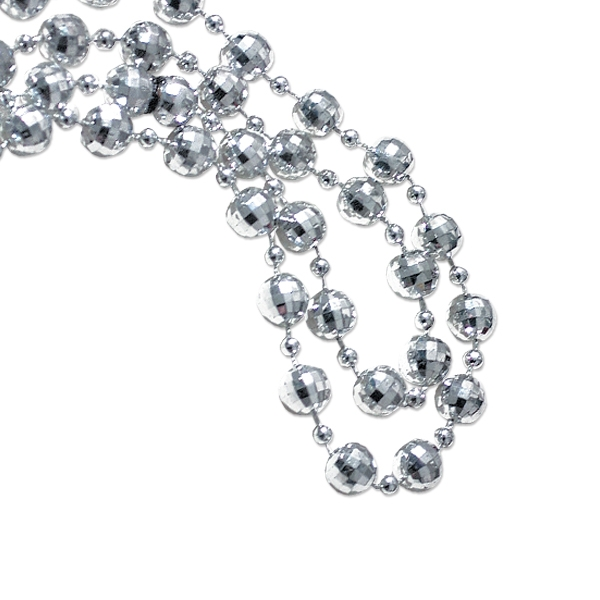 "48"" 10mm Disco Beads"