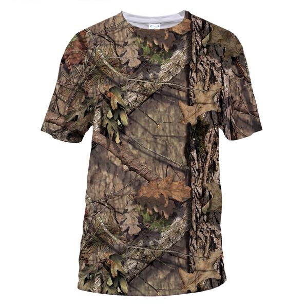 Custom Mossy Oak Program - Mens Short Sleeve