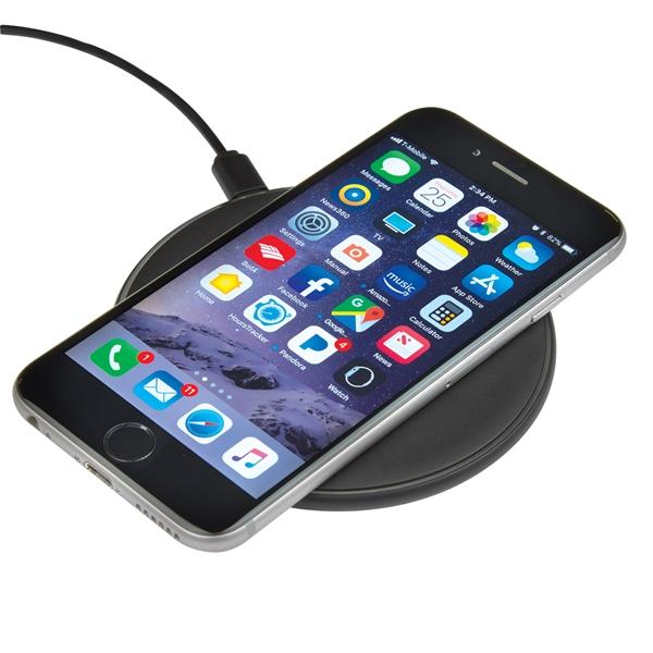 Wireless Phone Charging Pad With Custom Box