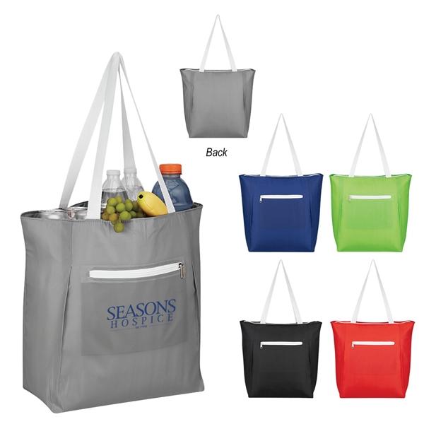 Flare Kooler Tote Bag