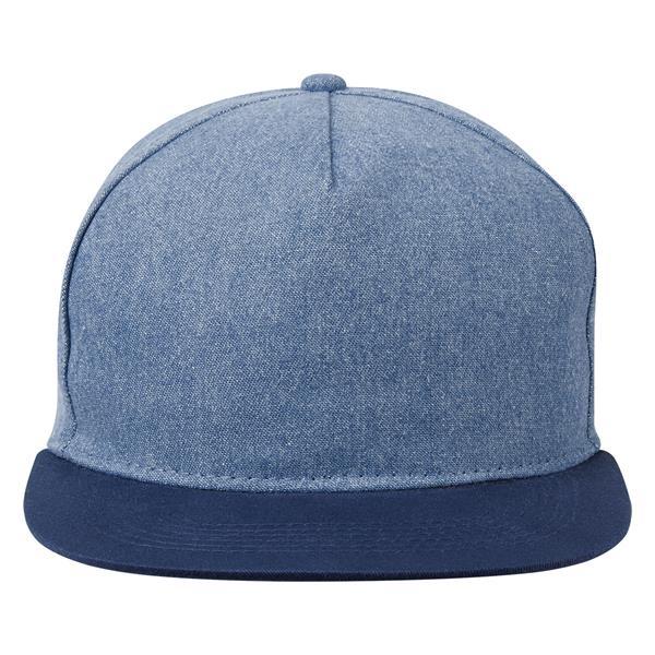 Shades Of Blue Denim Cap