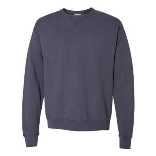 ComfortWash by Hanes Garment Dyed Unisex Crewneck Sweatshirt