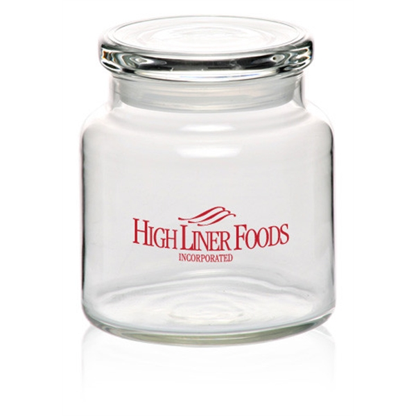 16 oz. ARC Flat Lid Colonial Apothecary Jars