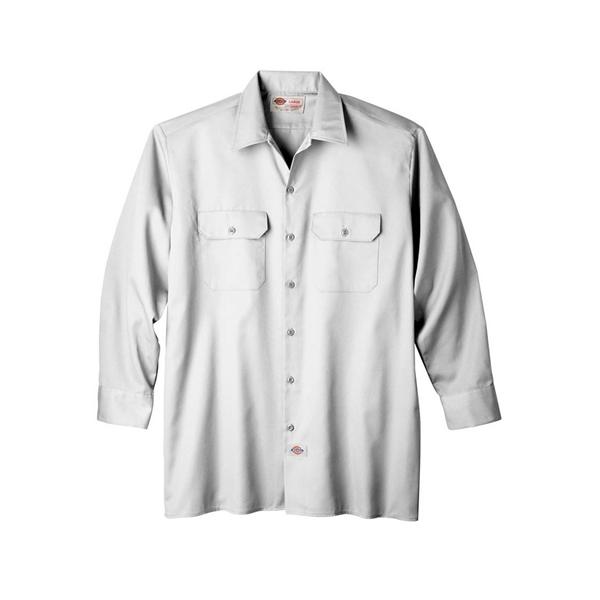 Dickies Men's 5.25 oz./yd2 Long-Sleeve Work Shirt